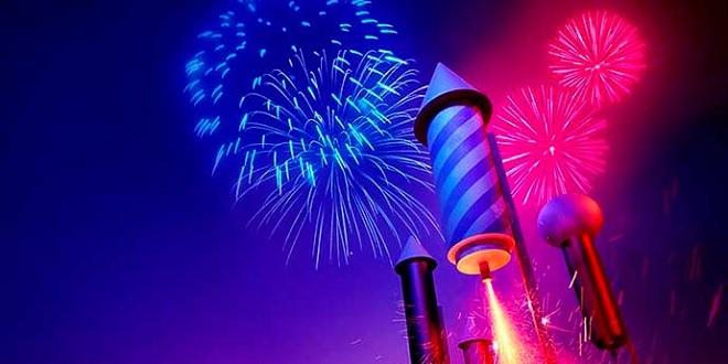 Fogos de artifício provocaram mais de 5 mil internações em dez anos