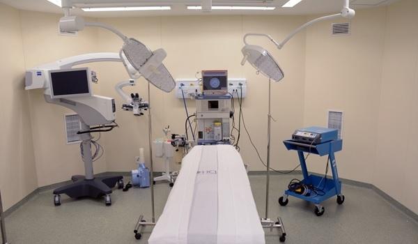 Hospital de Clínicas de Jacarepaguá inaugura novo centro cirúrgico