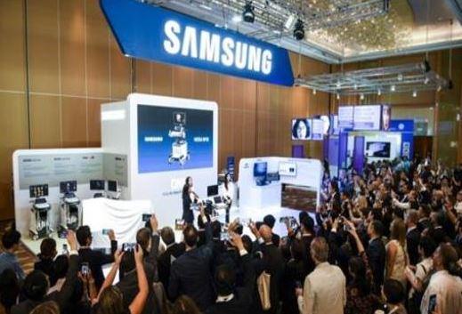 Samsung lança novo sistema premium de ultrassonografia