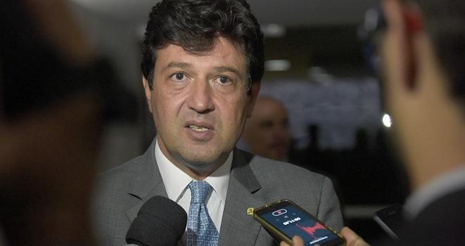 Luiz Mandetta é confirmado como futuro ministro da Saúde