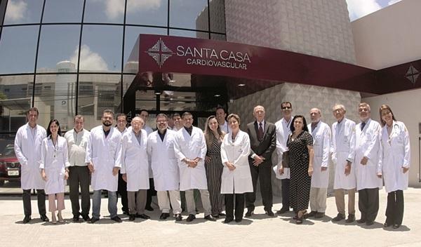 Santa Casa de Maceió inaugura unidade cardiovascular