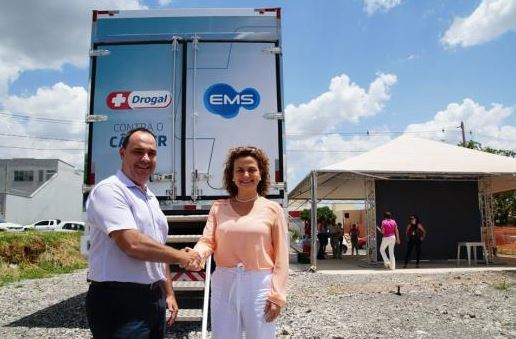 Hospital Ilumina recebe apoio de R$ 240 mil da EMS e Rede Drogal