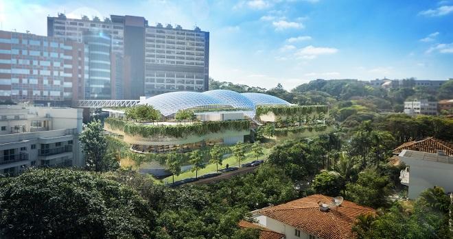 Moshe Safdie assina projeto arquitetônico do novo Centro de Ensino do Einstein