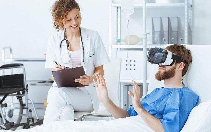 Realidade Virtual pode ajudar a reduzir dor em procedimentos médicos