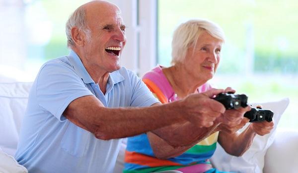 Jogos ajudam a identificar doenças mentais em idosos
