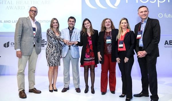 Hospital Márcio Cunha vence 1º Prêmio Digital Healthcare Brasil