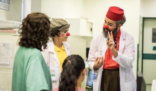 Doutores da Alegria divulga balanço de atividades