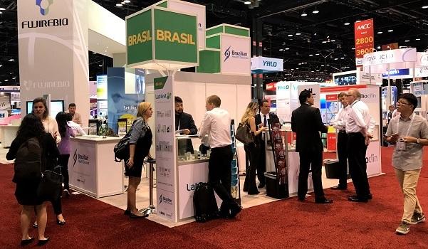 Empresas brasileiras buscam mercado americano