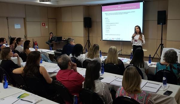 IBES promove curso de formação de avaliadores de acreditação