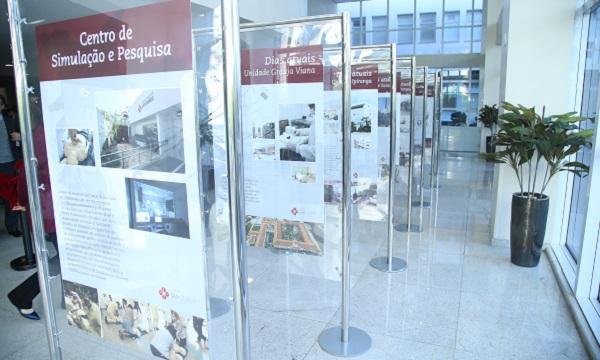 Hospital São Camilo inaugura Memorial contando sua história