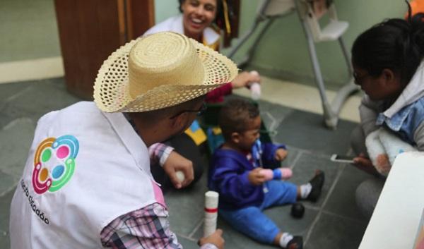 Canto Cidadão abre inscrições para voluntariado em brinquedotecas