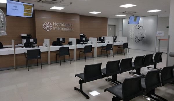 NotreDame finaliza 1º fase de reformas no Hospital Paulo Sacramento
