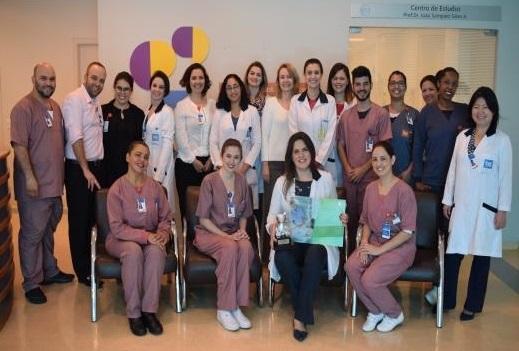 IBCC Oncologia recebe Certificação 3M em fixação segura de cateteres