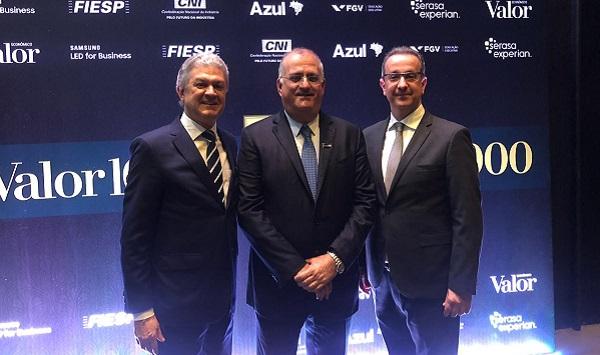 Rede D'Or São Luiz é eleita Empresa Valor 1000