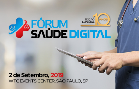 10ª edição do Fórum Saúde Digital destaca desafios da transformação
