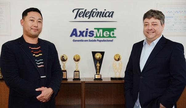 AxisMed, do Grupo Telefónica, anuncia novos executivos