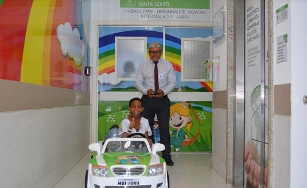 Santa Izabel investe em app de transporte para pacientes