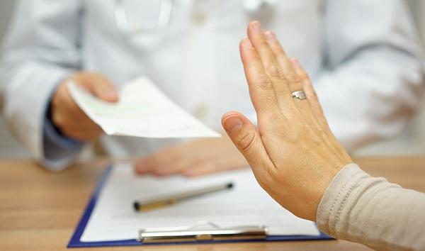 CFM fixa norma ética para recusa terapêutica por pacientes