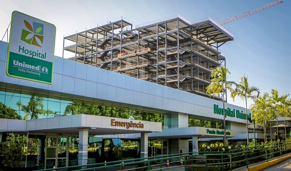 Unimed Volta Redonda amplia unidade hospitalar
