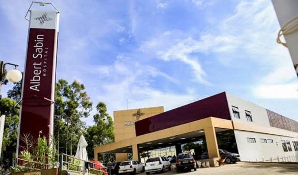 Hospital Albert Sabin conquista Selo ONA Nível 2
