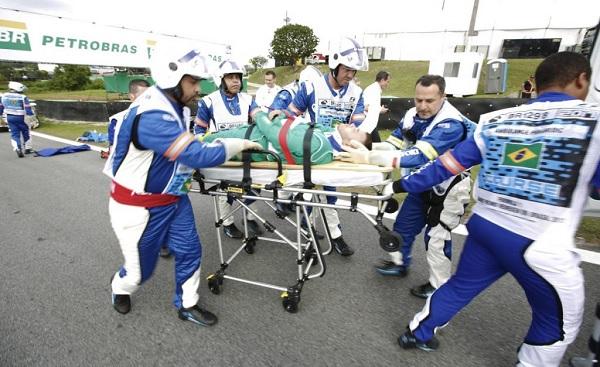 Leforte contará com Medical Center no GP Brasil