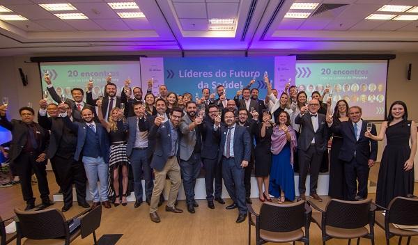 39 novas lideranças em saúde formadas pelo programa CBEXs Futuro