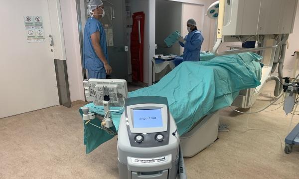 Santa Isabel conta com novo equipamento para exames de angiografia