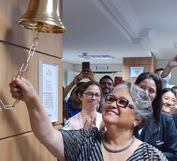 Humanização Hospitalar: Grupo Leforte se une ao Ring The Bell