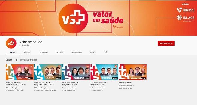 TM JOBS lança canal de TV digital de saúde