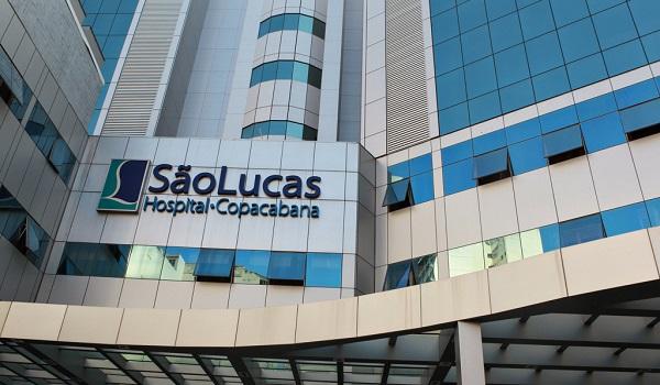São Lucas Copacabana recebe certificação em serviço de enfermagem
