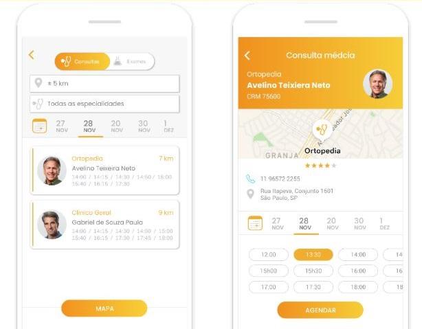 Startup usa economia compartilhada para facilitar acesso a consultas