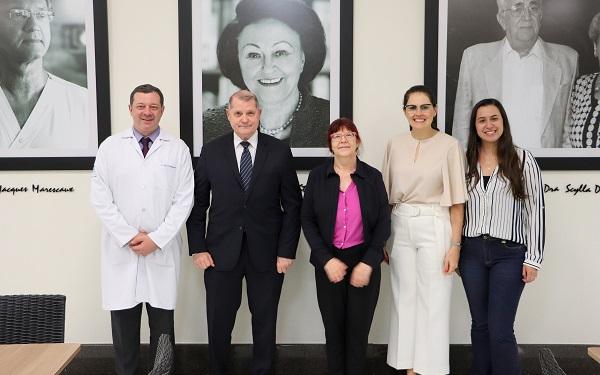 IRCAD conquista acreditação do Colégio Americano de Cirurgiões