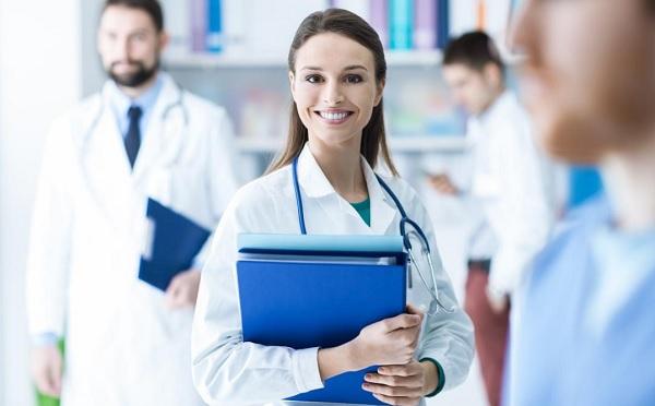 Igualdade de gênero para mulheres que trabalham na saúde