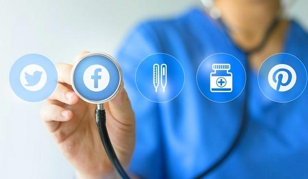 37% dos médicos publicam conteúdo em redes sociais
