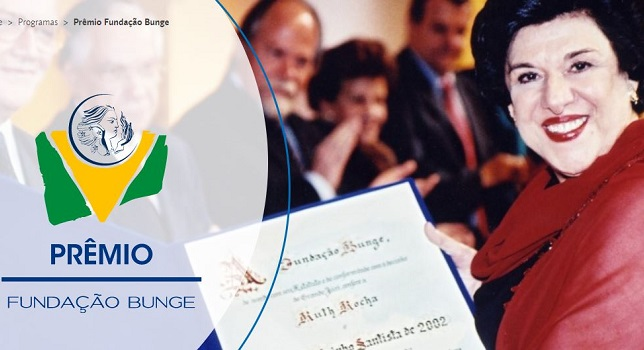 Prêmio Fundação Bunge anuncia temas de 2020