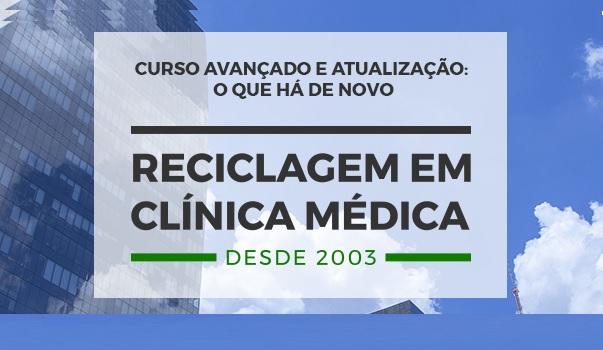 EPCM realiza curso avançado de Reciclagem em Clínica Médica