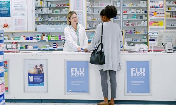 Vendas de produtos em farmácias têm queda de 14% no Brasil
