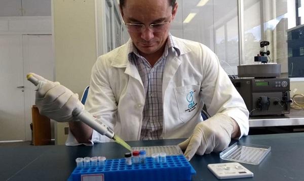 Laboratório desenvolve teste nacional para Covid-19