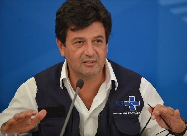 Bolsonaro demite Luiz Henrique Mandetta do Ministério da Saúde