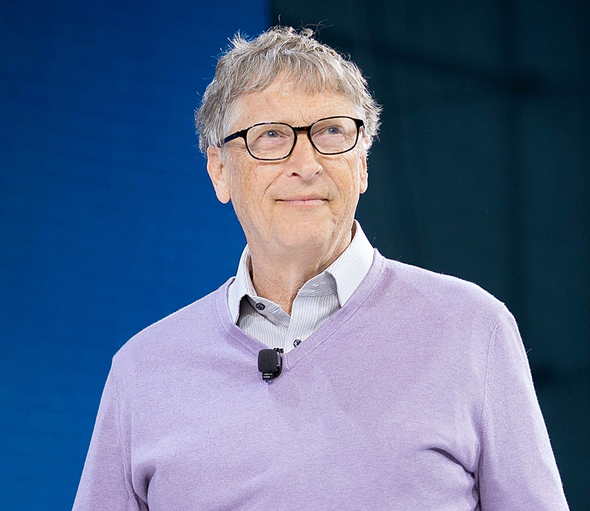 5 - Bill Gates - Getty Web