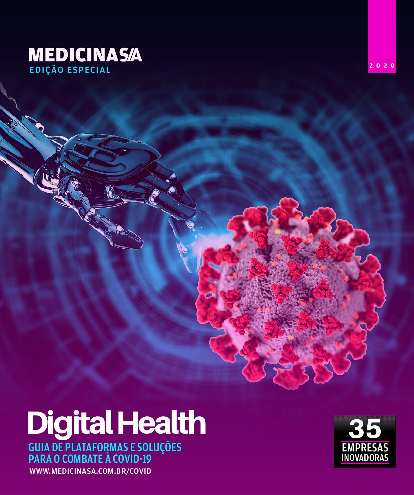 Capa - Guia Medicina SA - Covid19