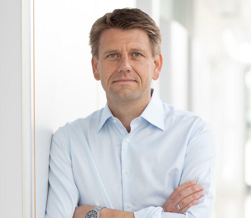 Oliver Steil CEO da TeamViewer
