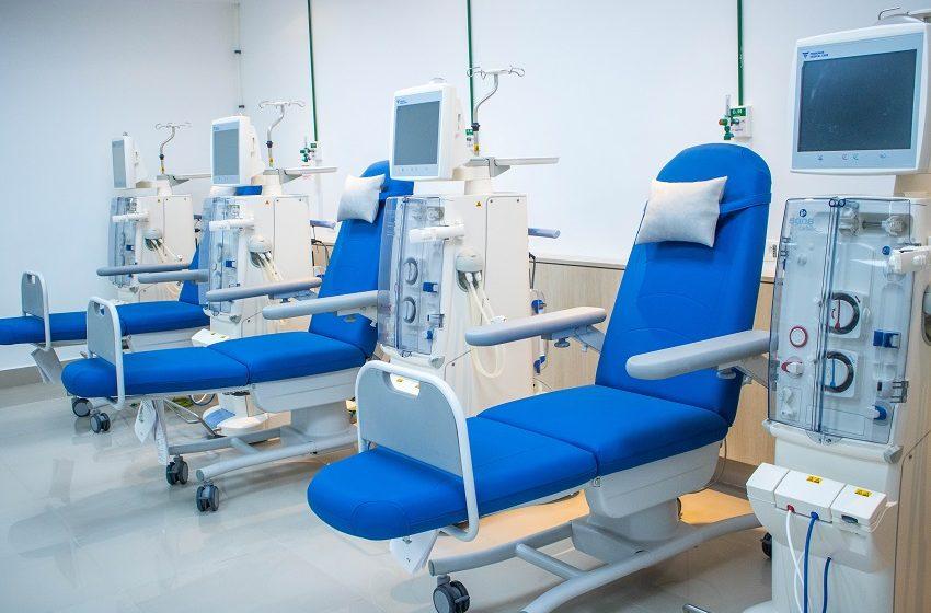 São Lucas Copacabana inaugura centro de nefrologia e diálise