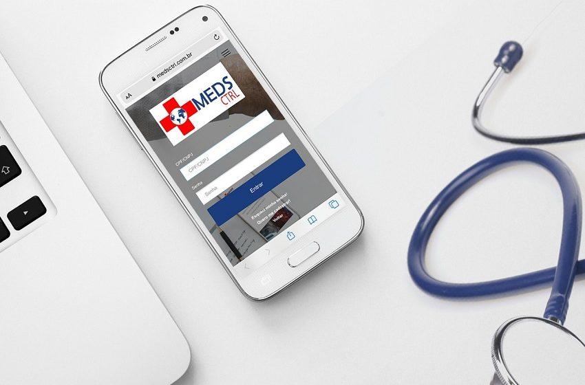 Plataforma disponibiliza app gratuito de gestão hospitalar