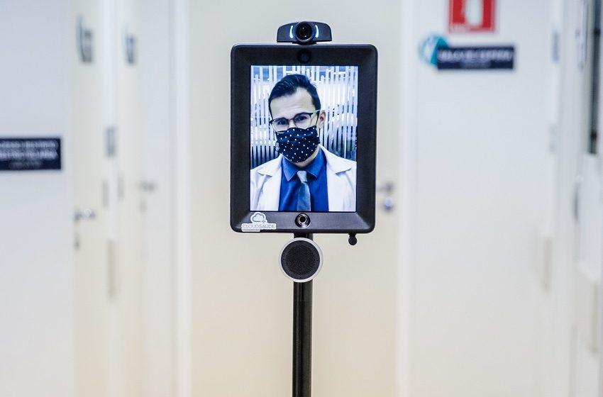 Prevent Senior utiliza robôs em pronto-atendimento