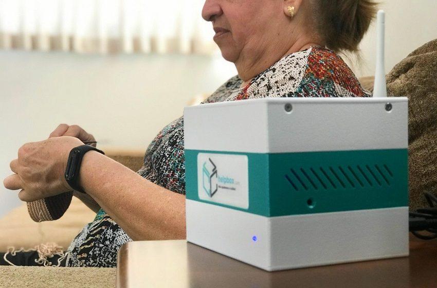 Startup cria dispositivo inteligente que otimiza atendimento a idosos