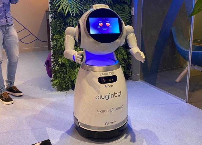 Pixeon lança plataforma de IA integrada a robôs