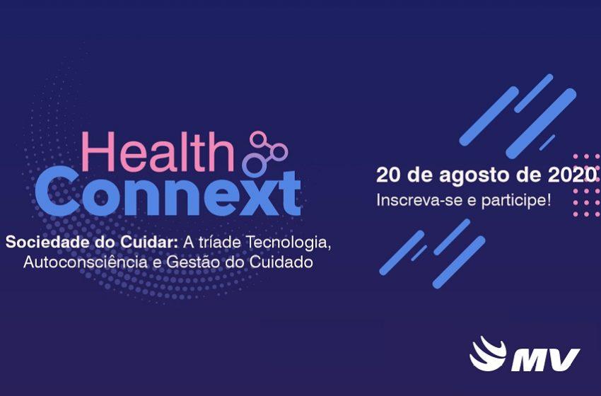 MV debate tecnologia e gestão do cuidado no evento Health Connext