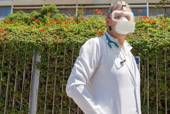 Startup israelense apresenta máscara de proteção anti-Covid