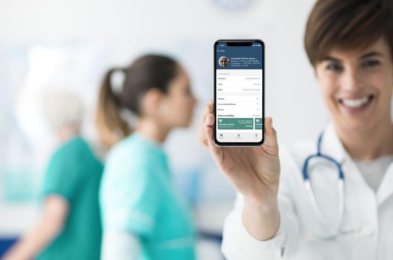 MV anuncia comercialização do app Medic